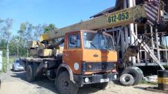 Ивановец. Автокран ивановец., 14 000 кг., 14 м.