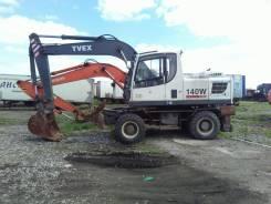 Твэкс. Экскаватор TVEX-140W, 0,80куб. м.