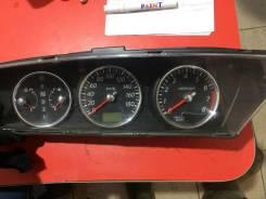 Панель приборов. Nissan Primera, P12E, P12 Двигатель QR20DE