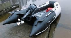 Badger. Год: 2013 год, длина 3,40м., двигатель подвесной, 15,00л.с., бензин