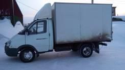 ГАЗ 172412. Газ, 2 800 куб. см., 1 500 кг.