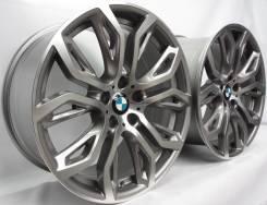 BMW X5. 10.0/11.0x20, 5x120.00, ET40/40, ЦО 74,1мм.