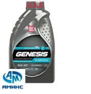 Лукойл Genesis Premium. Вязкость 5W-30