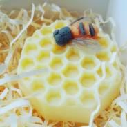 Мыло ручной работы с натуральным медом!. Под заказ