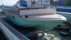 Yamaha Fish. Год: 1998 год, длина 4,20м., двигатель подвесной, бензин