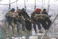 """Промышленный альпинист. ООО""""Everest-VL"""". Владивосток"""