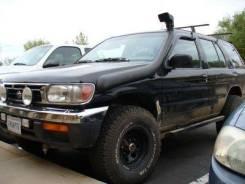 Шноркель. Nissan: Terrano II, Pathfinder, Terrano, Navara, Mistral, Terrano2 Двигатели: QD32ETI, QD32TI