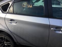 Дверь боковая. Toyota Prius, ZVW30L, ZVW30 Двигатель 2ZRFXE