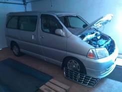 Toyota Grand Hiace. VCH10W, 5VZFE