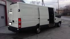 Iveco Daily. Грузовой фургон , 2 300 куб. см., 1 500 кг.