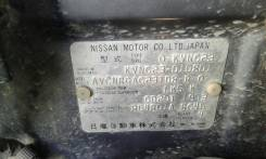 Двигатель в сборе. Nissan Serena, KVNC23 Двигатель CD20T