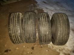 Bridgestone Potenza RE040. Летние, 2008 год, износ: 10%, 4 шт