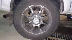 Продам диски с резиной R 20. 6x139.70 ET25 ЦО 106,1мм.