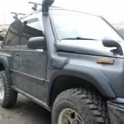 Шноркель. Suzuki Escudo, TD11W, TD01W, TA01V, TD31W, AT01W, TA01W, TD61W, TA11W, TA01R, TD51W, TA31W, TA51W Suzuki Vitara Двигатель J20A