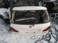 Дверь багажника. Toyota Ipsum Двигатель 2AZFE