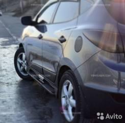 Фара противотуманная. Hyundai ix35