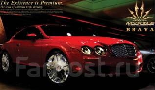 Myrtly в 245/35R20 для BMW, Range Rover, Lexus и Acura. 9.5x20 5x114.30, 5x120.00 ET35 ЦО 73,0мм.