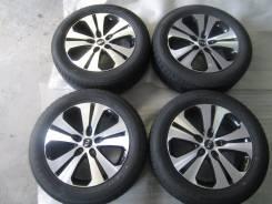 Оригинальные колеса Kia Sportage 3 R18. 7.0x18 5x114.30 ET-35 ЦО 60,0мм.