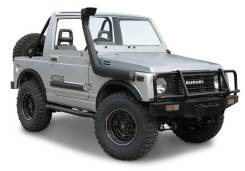 Шноркель. Suzuki Jimny Sierra, JB31W, JB32W, JB43W Suzuki Samurai Двигатели: M13A, G13B, G13B M13A. Под заказ