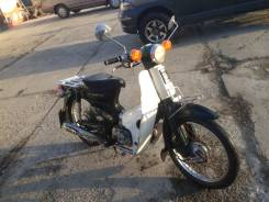 Honda Super Cub. 50 куб. см., неисправен, без птс, с пробегом