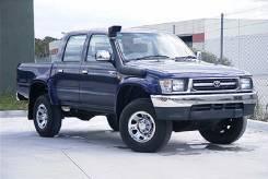 Шноркель. Toyota Hilux Surf, RZN185, RZN185W, VZN185, VZN185W Toyota Hilux, VZN167, RZN167, RZN185, RZN185W, VZN185, VZN185W Двигатели: 5VZFE, 3VZE, 3...