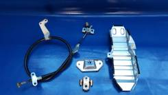 Тросик ручного тормоза. Honda CR-V, RD5, ABA-RD5, ABA-RD4, CBA-RD6, LA-RD4, CBA-RD7, LA-RD5 Honda CR-V I-CTDI Двигатель N22A2