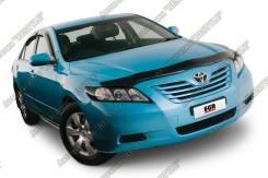 Дефлектор капота. Toyota Camry, AHV40, ACV40, GSV40, ACV45 Двигатели: 2AZFXE, 2AZFE, 2GRFE