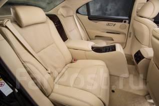 Lexus LS460L. С водителем