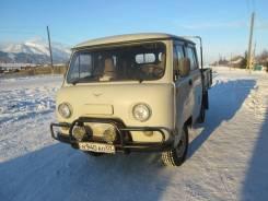 УАЗ 39094 Фермер. Продается УАЗ фермер 2006 гв, 84 куб. см., 1 000 кг.