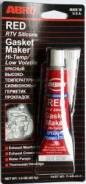 Герметик прокладок красный высокотемперат силиконовый 425г