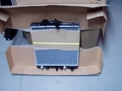 Радиатор охлаждения двигателя. Honda Civic Ferio, E-EG8, E-EG7 Honda Civic, EK3, E-EG4, E-EG3 Honda HR-V Двигатели: D15B, D15B4, D15B2, D15B3, D12B1...