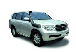 Шноркель. Toyota Land Cruiser, UZJ200W, J200, GRJ200, URJ200, URJ202, UZJ200, VDJ200, URJ202W Двигатели: 1VDFTV, 1URFE, 3URFE, 1GRFE, 2UZFE. Под заказ