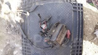 Блок предохранителей. Toyota Cami, J102E Двигатель K3VET
