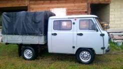 УАЗ 39094 Фермер. Продаётся УАЗ 390945 Фермер, 2 700 куб. см., 1 150 кг.