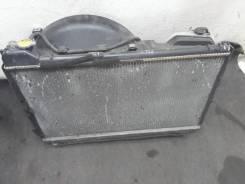Радиатор охлаждения двигателя. Toyota Verossa, JZX110 Toyota Mark II Wagon Blit, JZX110 Toyota Mark II, JZX110 Двигатель 1JZFSE