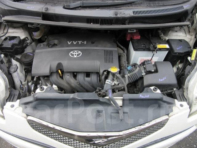 Горловина радиатора. Toyota: Corolla Axio, Vitz, Belta, ist, Yaris, Corolla Fielder, Porte, Ractis, Spade Двигатели: 1NZFE, 2NZFE