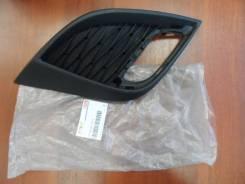 Решетка туманки правая Mazda 3 / Axella 08-10 (SAT)