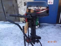 Mercury. 5,00л.с., 4х тактный, бензин, нога S (381 мм), Год: 2000 год