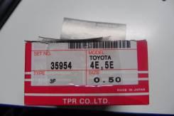 Кольца поршневые. Toyota: Corolla II, Corolla, Raum, Sprinter, Tercel, Caldina, Paseo, Sera, Corsa, Cynos Двигатели: 5EFHE, 5EFE, 4AF, 2E