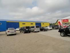 Сдается складское помещение - 600 м. кв. в Уссурийске. 600 кв.м., шоссе Новоникольское 11/2, р-н новоникольское шоссе
