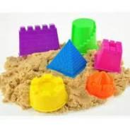 Формочки для песка.