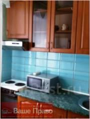 2-комнатная, улица Пограничная 36б. Пограничная, агентство, 41 кв.м. Кухня