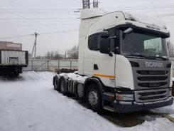 Scania. Продаётся тягач P400 G440, 13 000 куб. см., 28 100 кг.