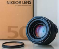 Продам AF-S Nikkor 50mm f1.4g. Для Nikon, диаметр фильтра 58 мм