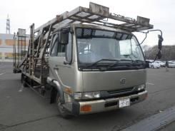 Nissan Diesel Condor. Nissan Condor автовоз, 6 900 куб. см., 5 000 кг. Под заказ