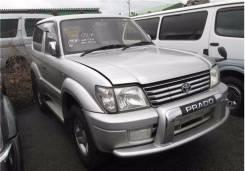 Toyota Land Cruiser Prado. KDJ90, 1KD