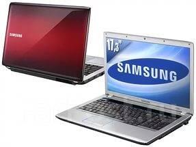"Samsung R730. 17.3"", ОЗУ 4096 Мб, диск 320 Гб, WiFi, Bluetooth, аккумулятор на 3 ч."