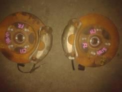Ступица. Nissan Tiida, C11 Двигатель HR15DE