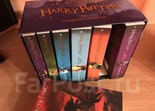 Сборник из 7 книг Harry Potter (eng)