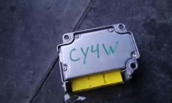 Блок управления airbag. Mitsubishi Lancer X Mitsubishi Galant Fortis, CX4A, CY6A, CX6A, CY3A, CX3A, CY4A Двигатель 4B11
